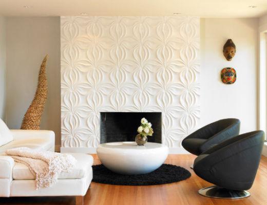 Фото 99 - Красивые дизайнерские кресла подчеркивают неповторимый стиль модерна в интерьере гостиной [44]